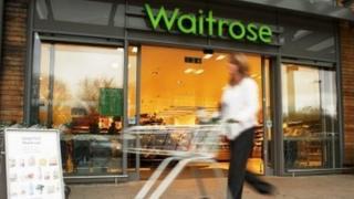 Waitrose shop