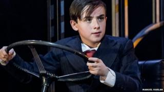 Daniel Purves in Bugsy Malone