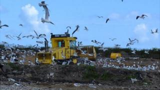 Mont Cuet landfill, Guernsey