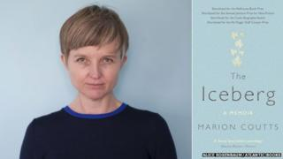 Marion Coutts and The Iceberg cover