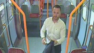 The man that police have identified as Simon Knights