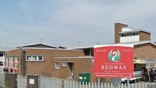 Ysgol uwchradd Bedwas
