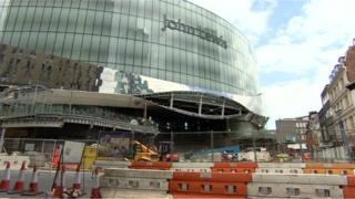 Grand Central shopping centre