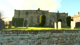 All Saints Church, Bradley, Ashbourne