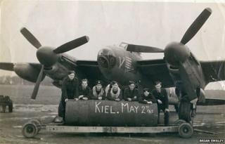 Last wartime raid