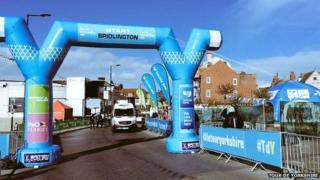Start at Bridlington