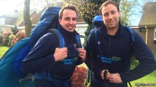 Sam and Chris Ogrizovic