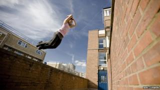 Shirley jumping