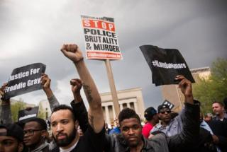 Freddie Gray: Baltimore police to face criminal charges