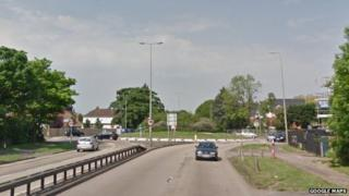 Cutteslowe roundabout