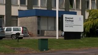 Alcoa Howmet in Exeter