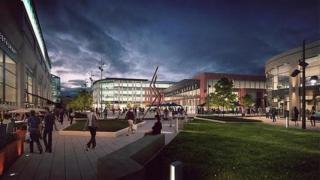 Warrington town centre regeneration plan