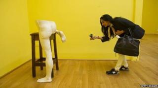 Sarah Lucas exhibition