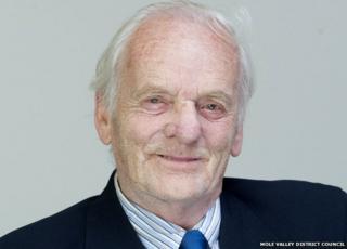 Mick Longhurst