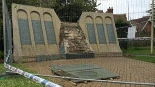 Dambusters memorial