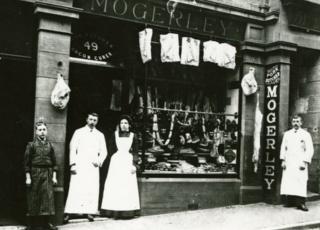 Mogerley's Butchers