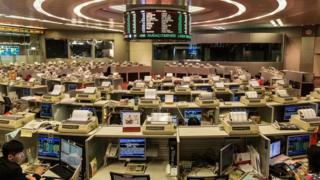 HK stock exchange