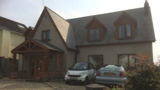 House in Carmarthen