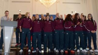 England's new World cup squad