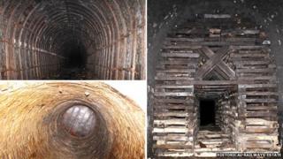 Rhondda tunnel