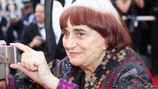 Agnes Varda in 2009