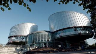 The European Court of Human Rights Strasbourg