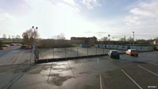 Westlands Leisure Complex, Yeovil