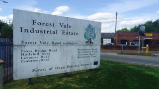 Forest Vale Industrial Estate