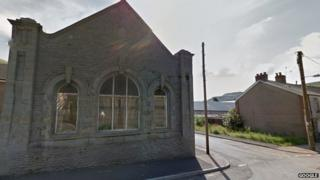 Church Street, Ton Pentre (Google Streetview)
