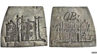 Scarborough coin