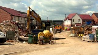 New development in Cheshire
