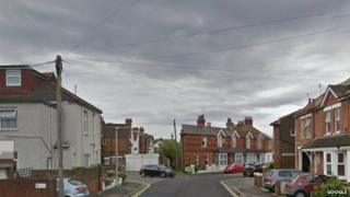 Emma Crowhurst was found on this street