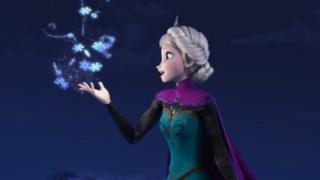 Elsa the Snow Queen, Frozen