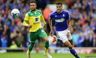 Nathan Redmond and Tyrone Mings