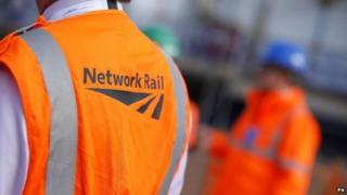 Network rail worker