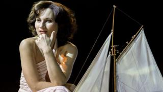 Kate Fleetwood in High Society