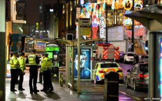 Bin lrry crash, Glasgow