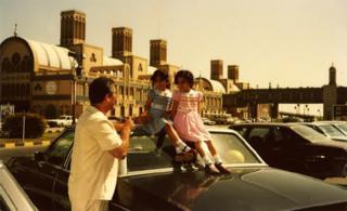 Sharja, UAE in 1984