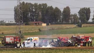 A400M crash