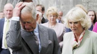 Duke and Duchess of Cornwall