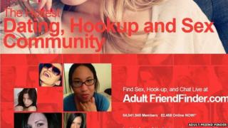 Hacking of adult website compromises users' personal data