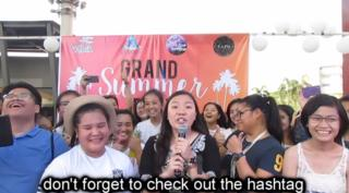 Young YouTube fans in the Philippines successfully caught the world's attention - but will their heroes show up in Manila?