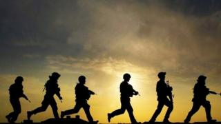 Nearly a third of those in the British armed forces expressed dissatisfaction with service life
