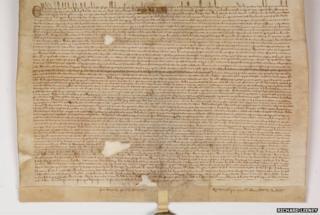 Faversham Magna Carta