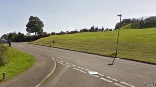Louviers Road in Weymouth