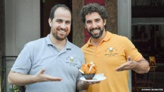 Competition fever hits Brazil's food-obsessed bars