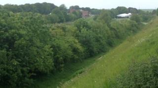 Devil's Dyke at Newmarket