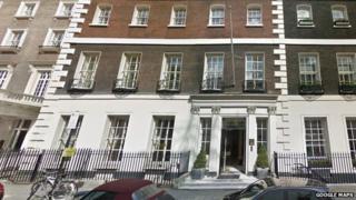16 Grosvenor Street