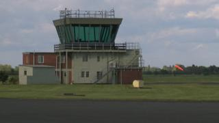 Leeds East Airport, previously RAF Church Fenton