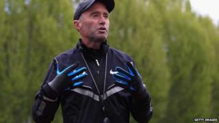 Salazar is one of the world's most successful coaches
